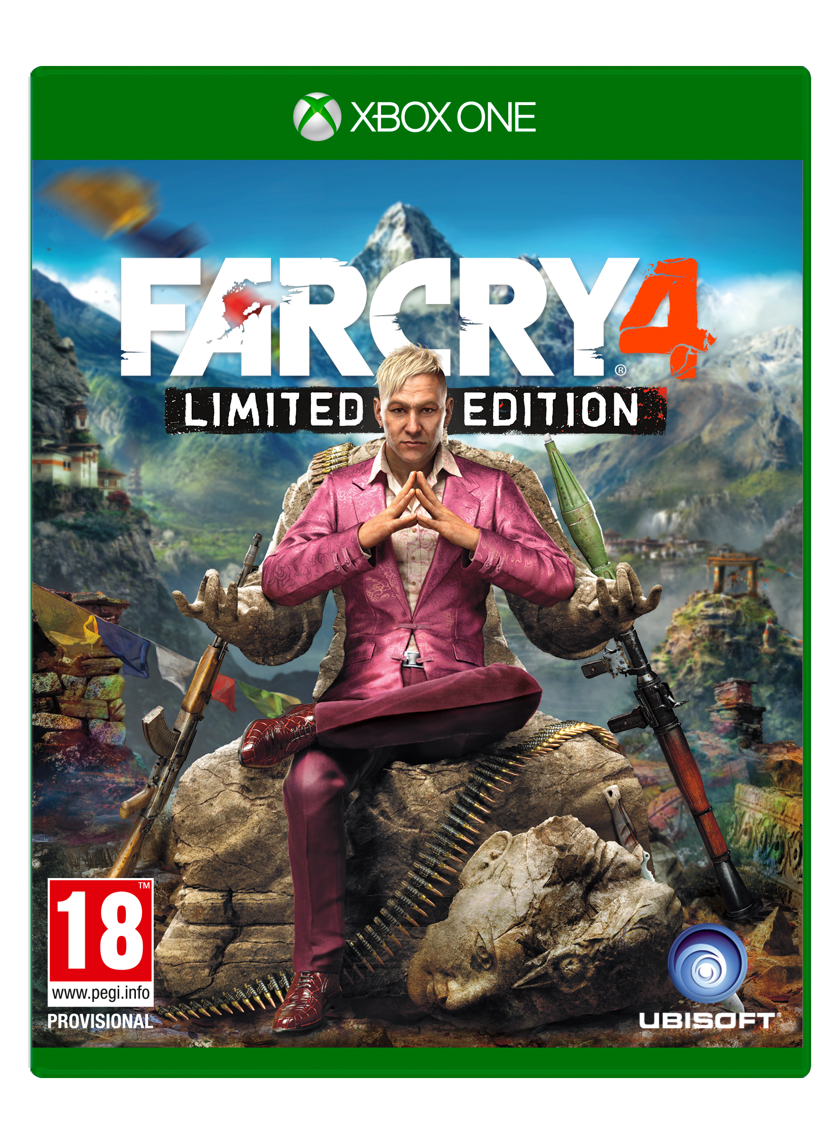 far cry 4 coming to xbox one and xbox 360 in november. Black Bedroom Furniture Sets. Home Design Ideas