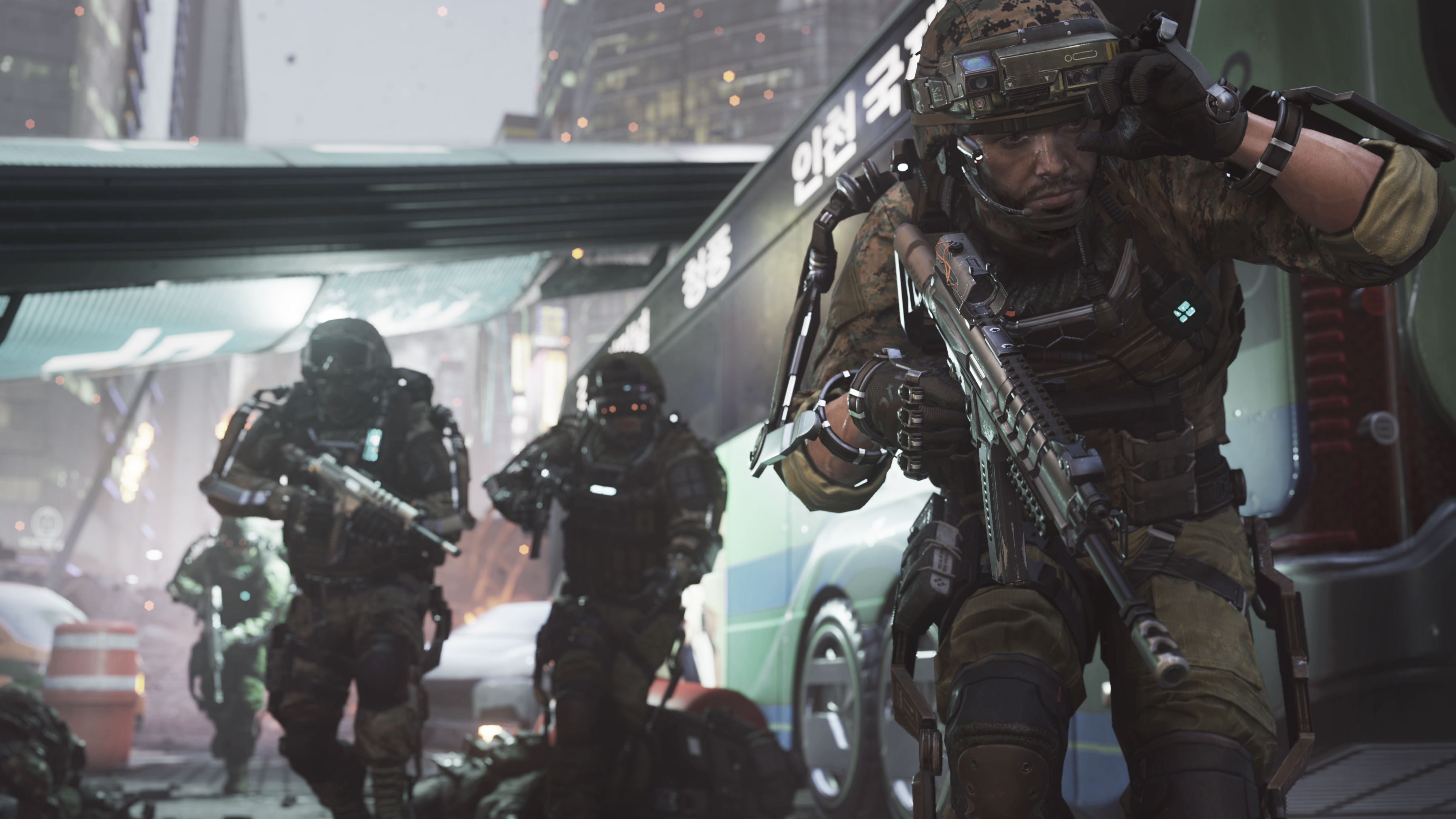 Call of Duty Advanced Warfare 'Induction' Gameplay Trailer ...