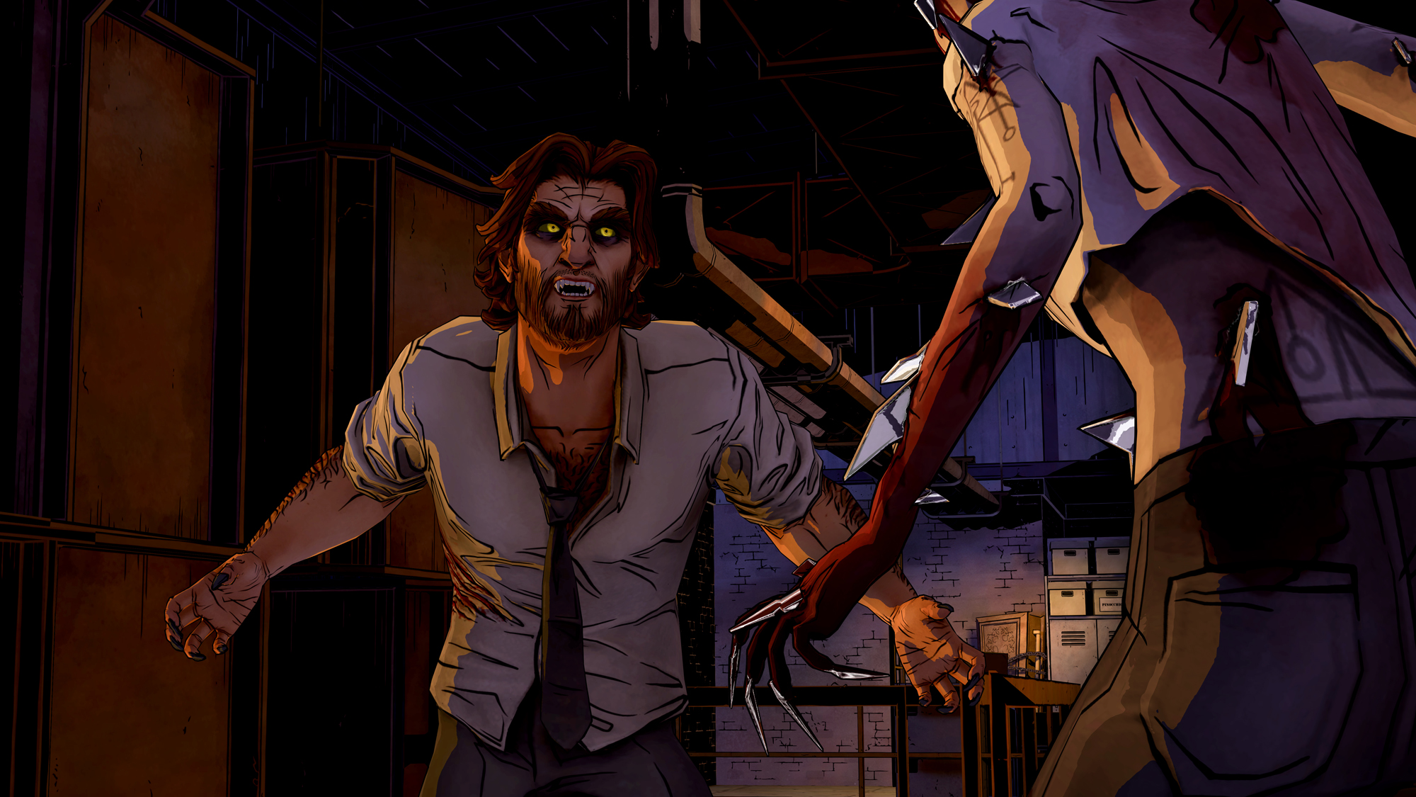 the wolf among us episode 5 cry wolf review. Black Bedroom Furniture Sets. Home Design Ideas