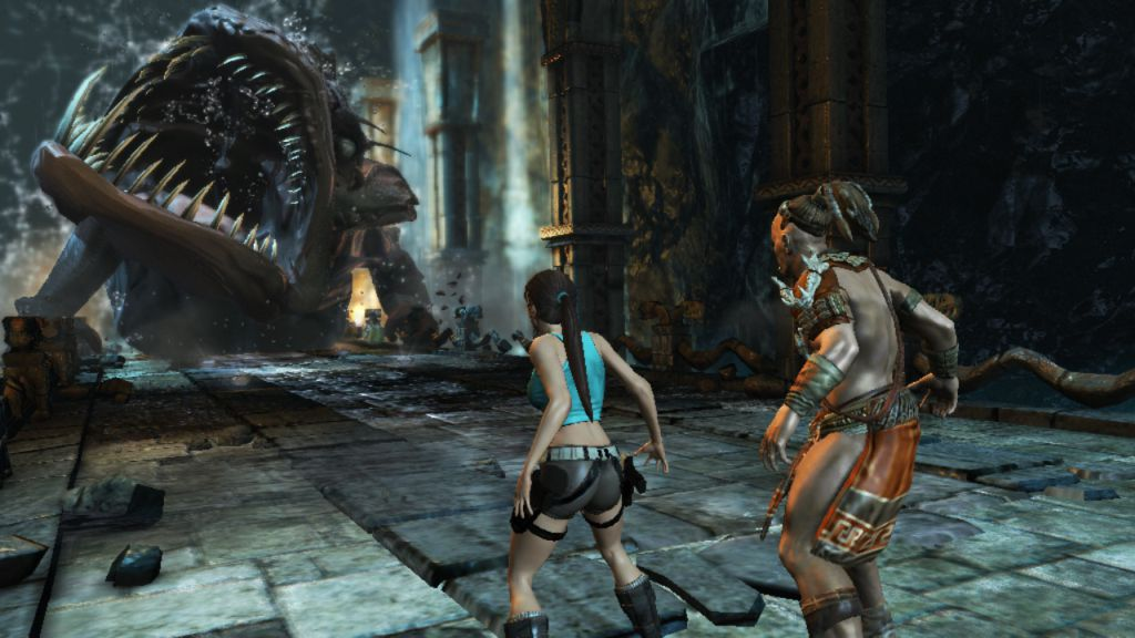 Lara Croft and the Temple of Osiris [CODEX] - FULL Torrent İndir