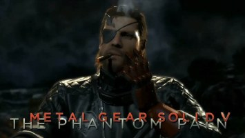 Metal Gear Solid V: The Phantom Pain release date - Xbox One and Xbox 360