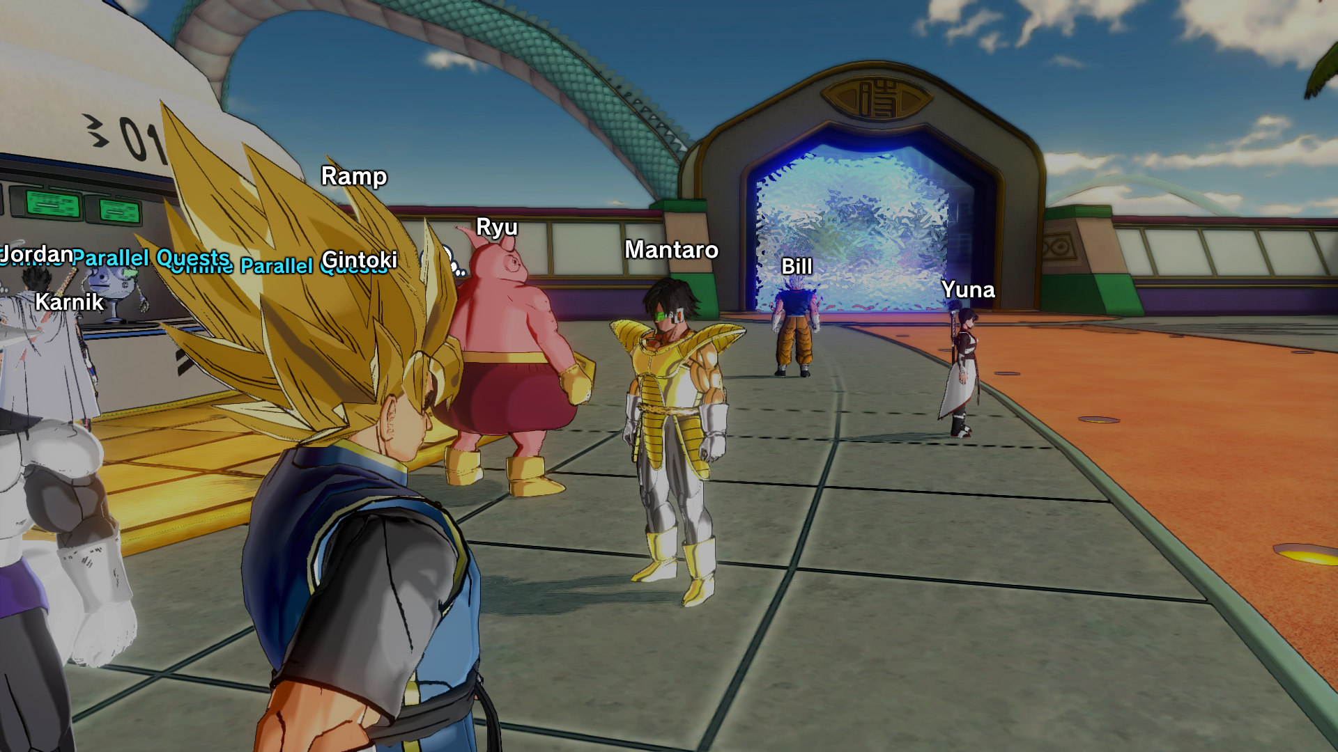 how to add xenoverse 2 nosteam