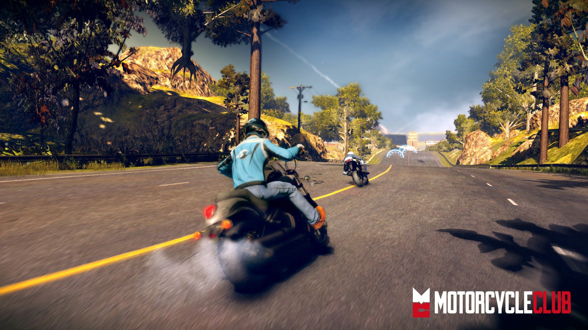 how to make a motorbike game