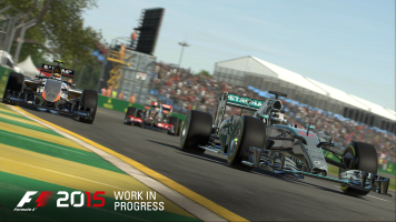 F1 2015 release date - Xbox One