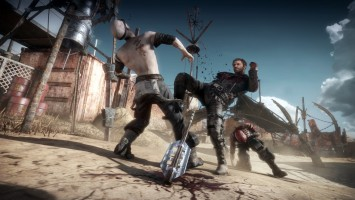 Mad Max release date - Xbox One