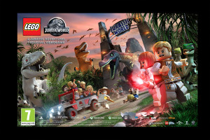 LEGO Jurassic World release date - Xbox One and Xbox 360