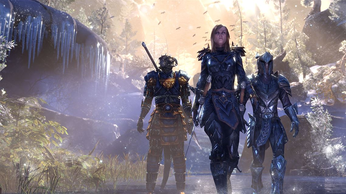 The Elder Scrolls Online loses subscription in March on PC ...