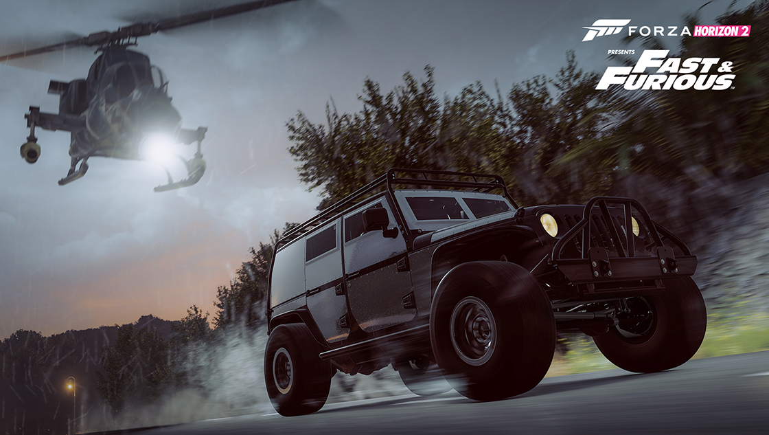 fast and furious jeep | TheXboxHub
