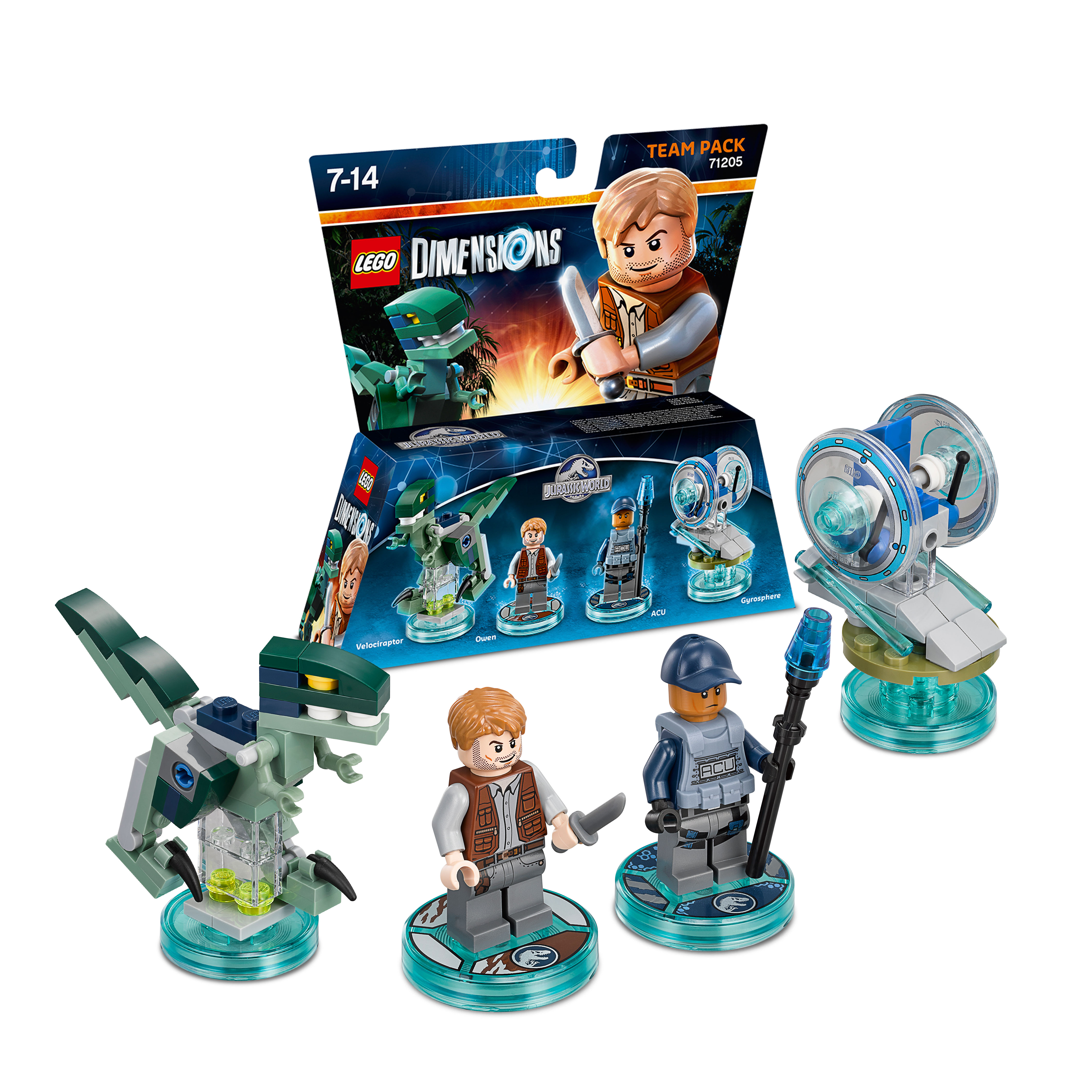 New LEGO Dimensions Details Show Off The Toy Pad And More