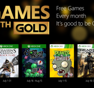 games with gold july 2015