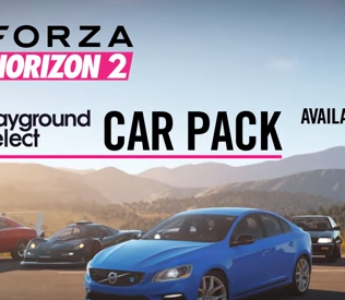 forza horizon 2 playground car pack