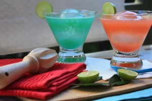 Health And Mana Potion Cocktails 2