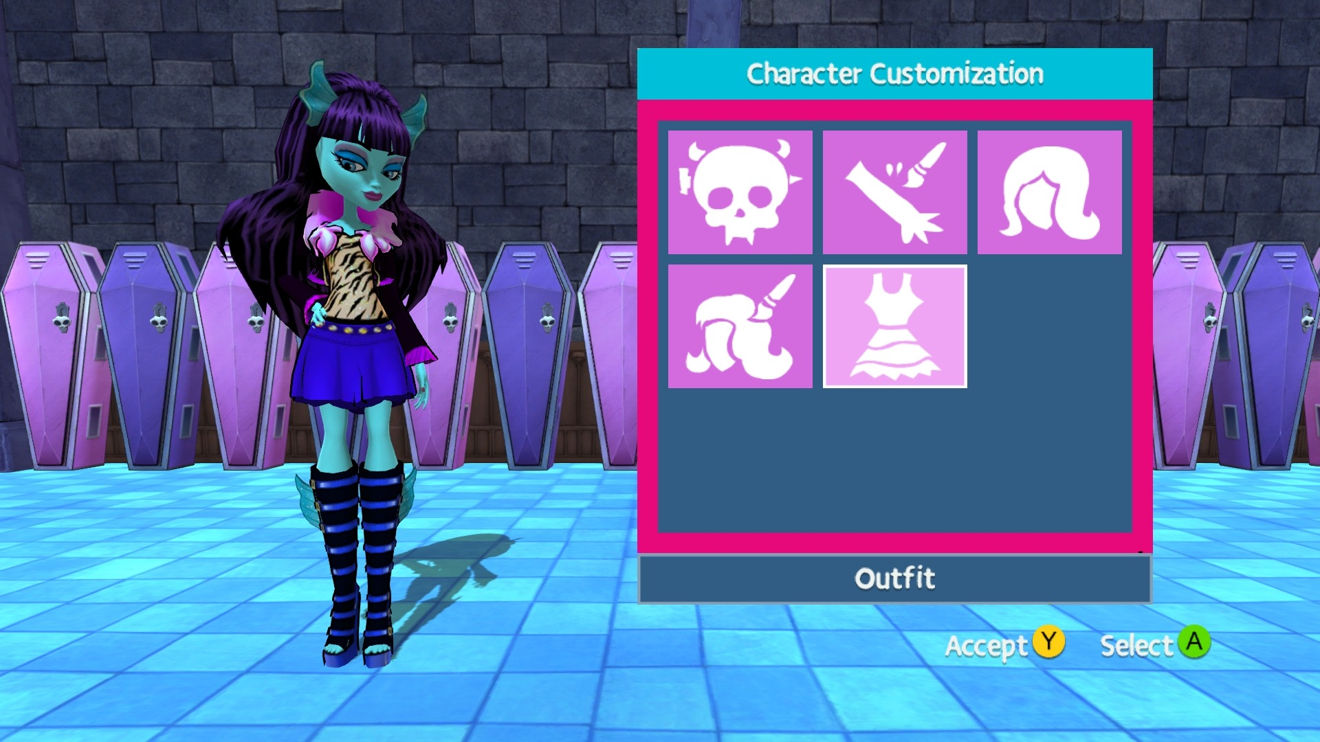 Xbox 360 Monster High Game Monster High Pic