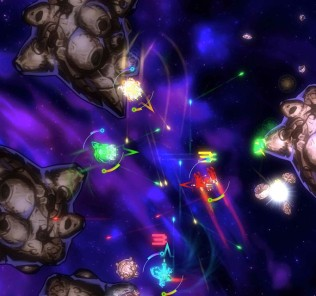 in space we brawl pic 1