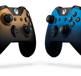 xbox one dusk controllers