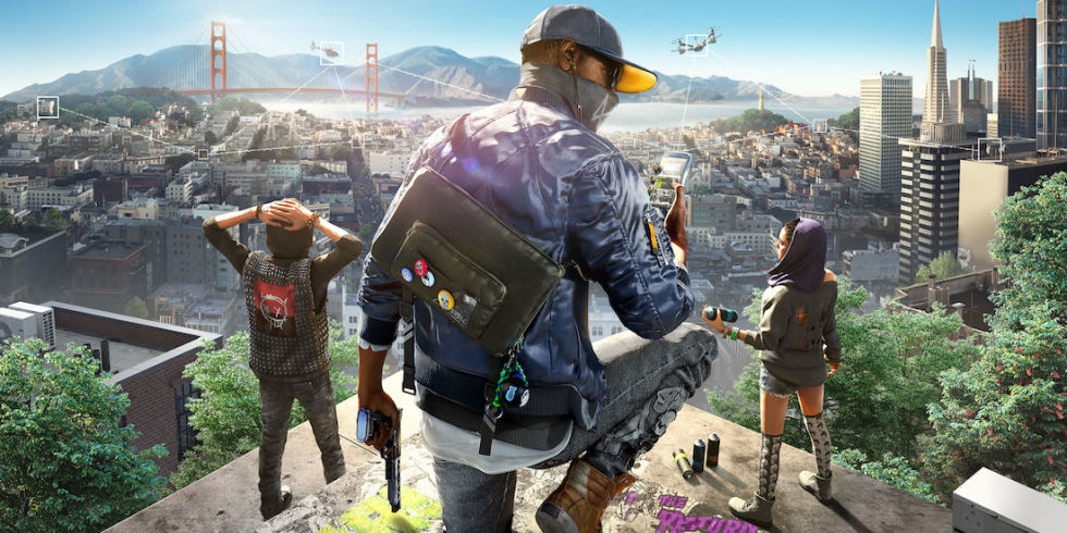 Lots Of New Outfits And Vehicle Paint Jobs Arrive For Watch Dogs 2