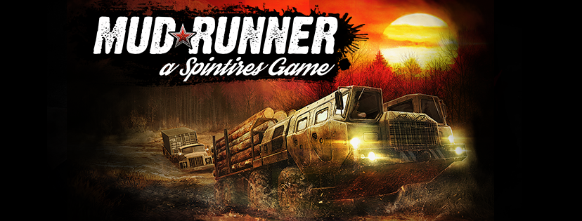 spintires mudrunner revealed for xbox one ps4 and pc. Black Bedroom Furniture Sets. Home Design Ideas