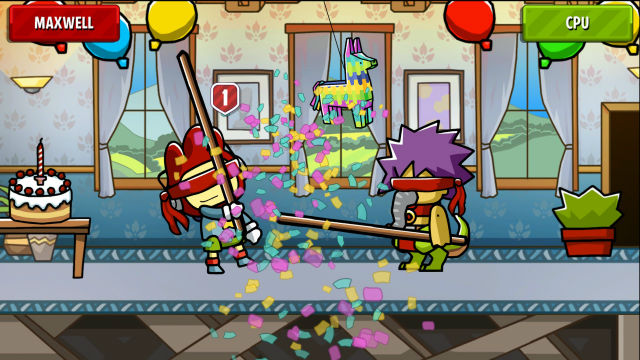 Warner Bros. Interactive Entertainment Announces Scribblenauts™ Showdown