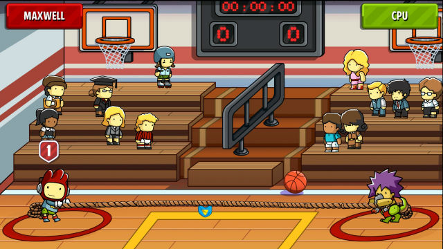 Scribblenauts Showdown brings the series back in March after four years away