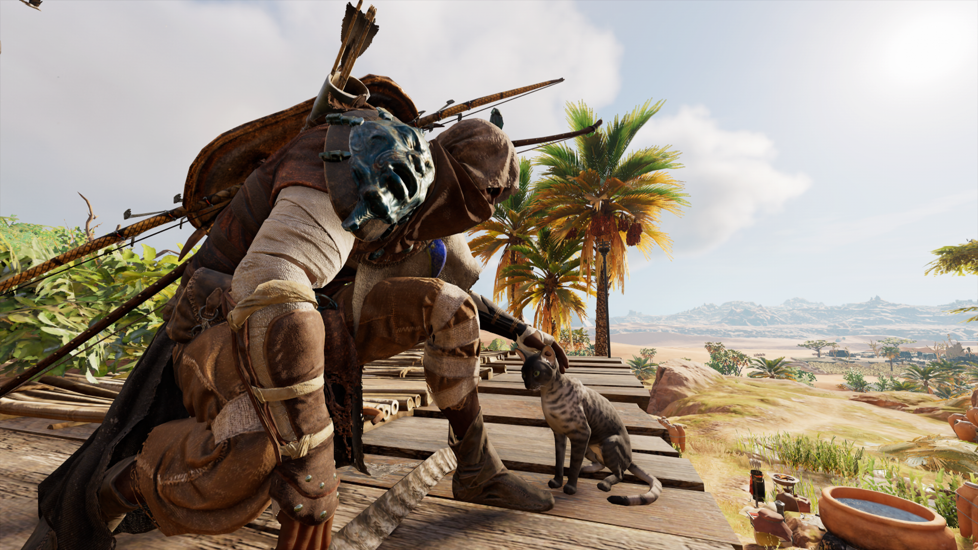Where To Find Cats In Assassin S Creed Origins