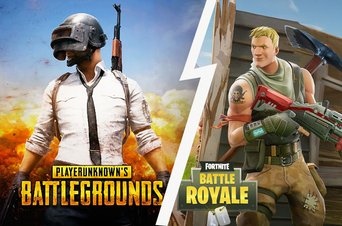5 Reasons Why Fortnite Is Better Than PUBG