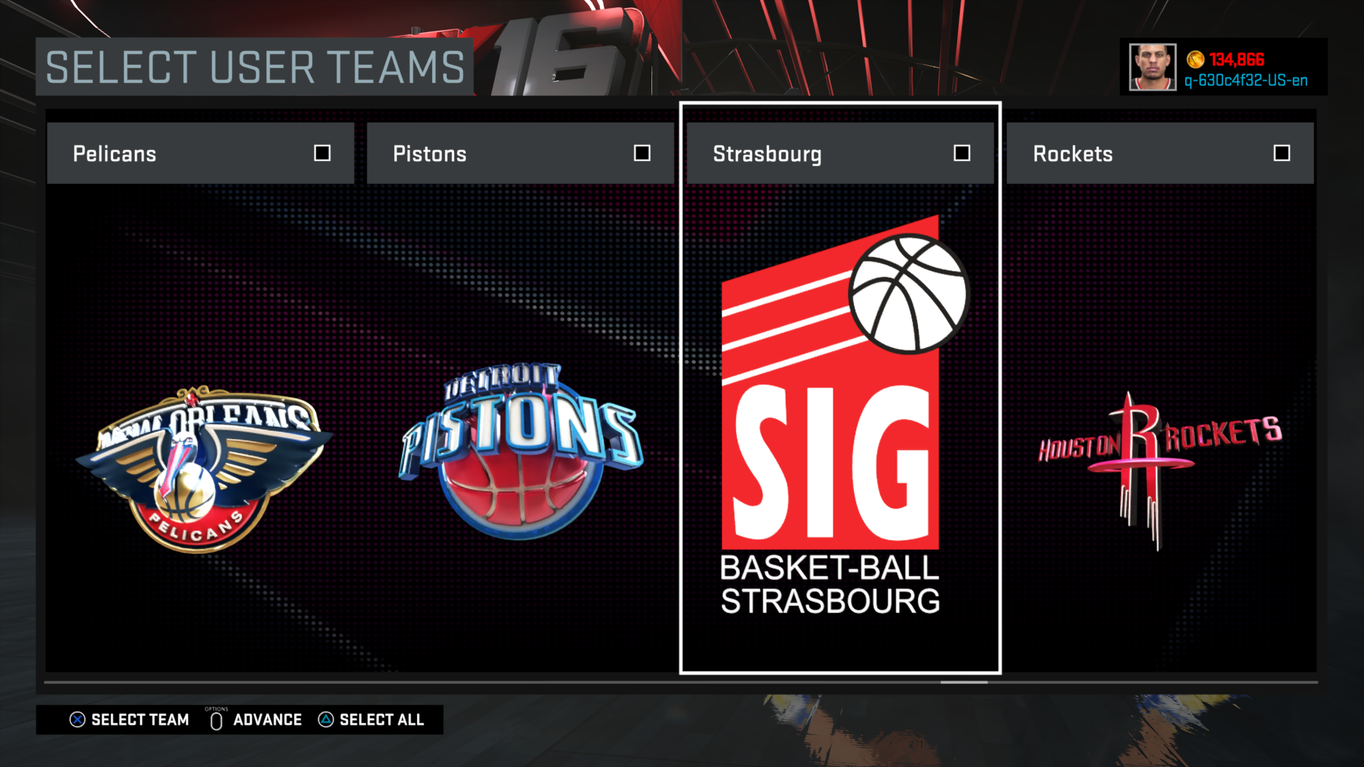 NBA 2K16 full Euroleague Team roster revealed! | TheXboxHub