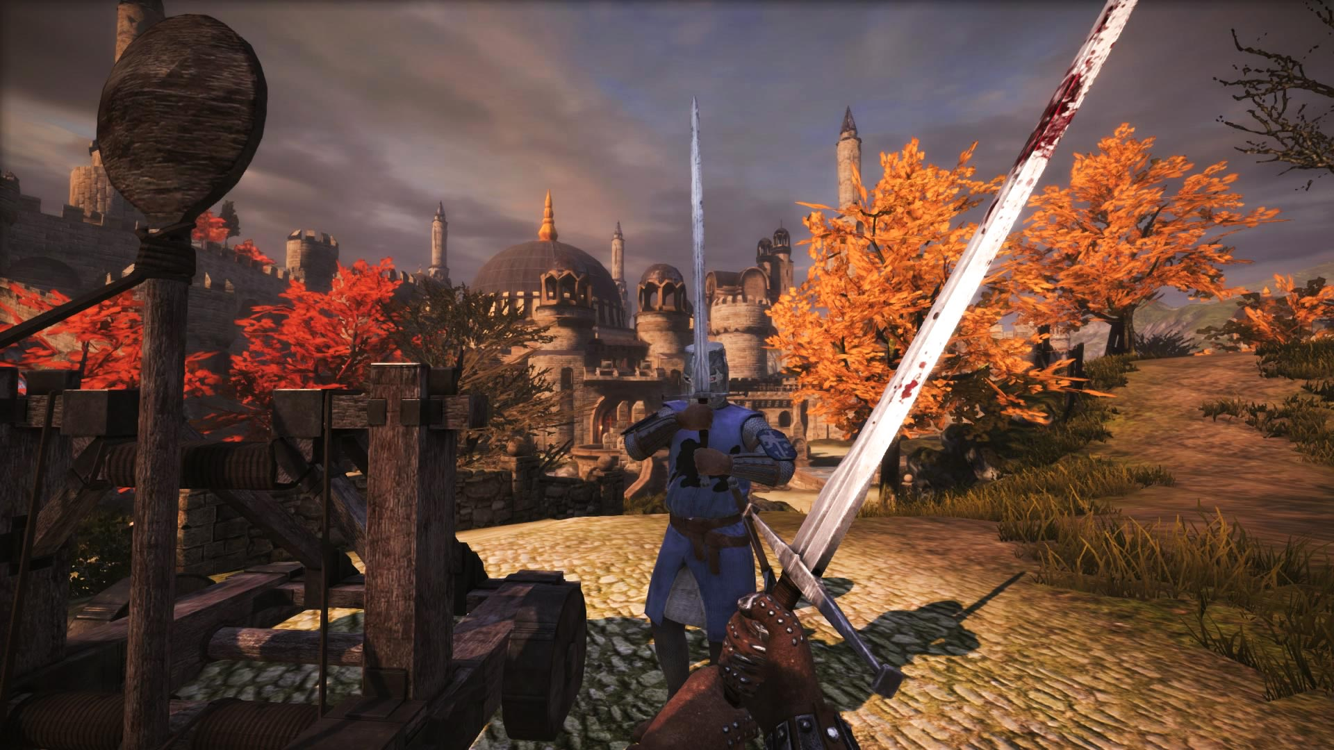 Chivalry Medieval Warfare Available For Download Now Thexboxhub