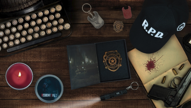 Smell The Dead With Numskull S Resident Evil 2 Merchandise Range Thexboxhub
