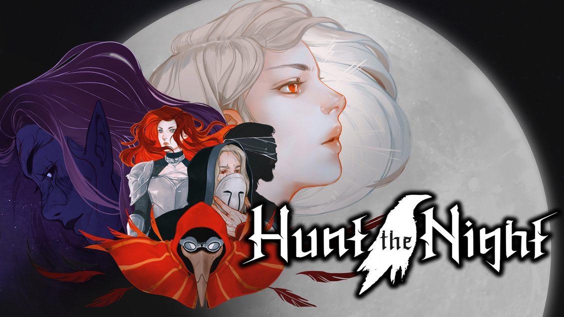 hunt the night keyart.